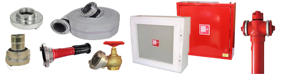 касета за пожарен кран; струйник за пожарен кран , части за пожарен кран